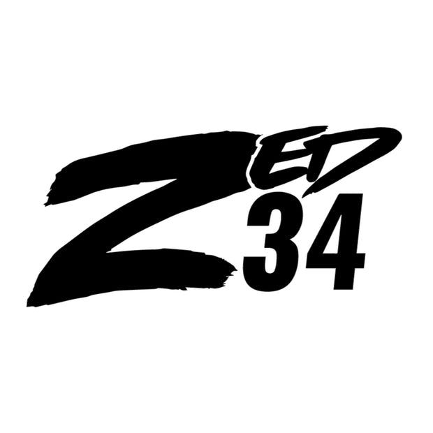 Z34 Drift Decal