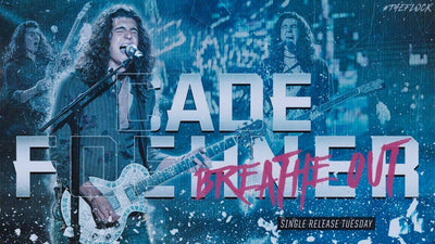 "New Single ""Breathe Out"" releasing Tuesday"