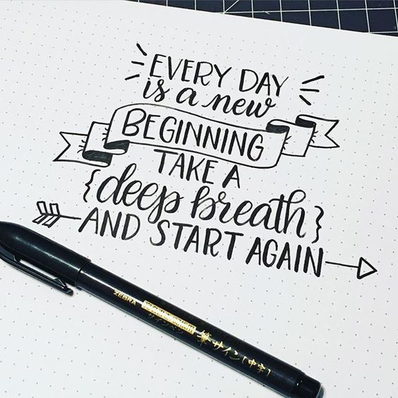 easy calligraphy fonts for beginners