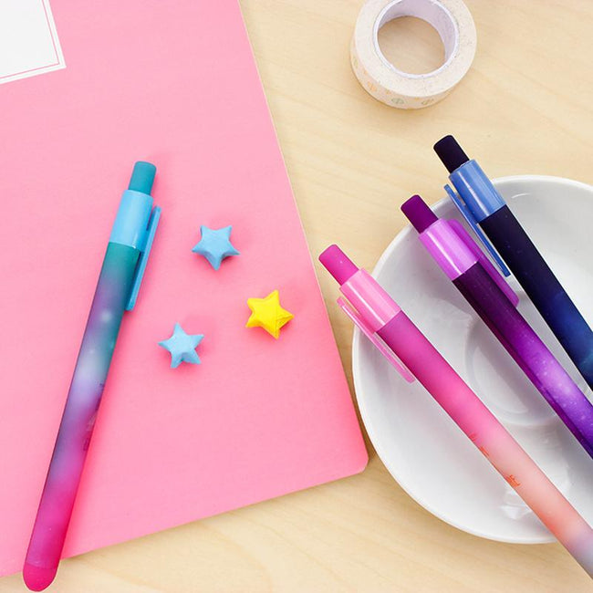 Starry Gel Pens - Dr. Rozl Supply