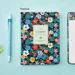 Ardium Flowery Planner - Dr. Rozl Supply