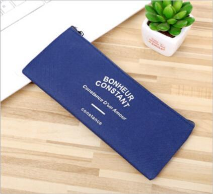 Simple Things Canvas Pencil Case - Dr. Rozl Supply