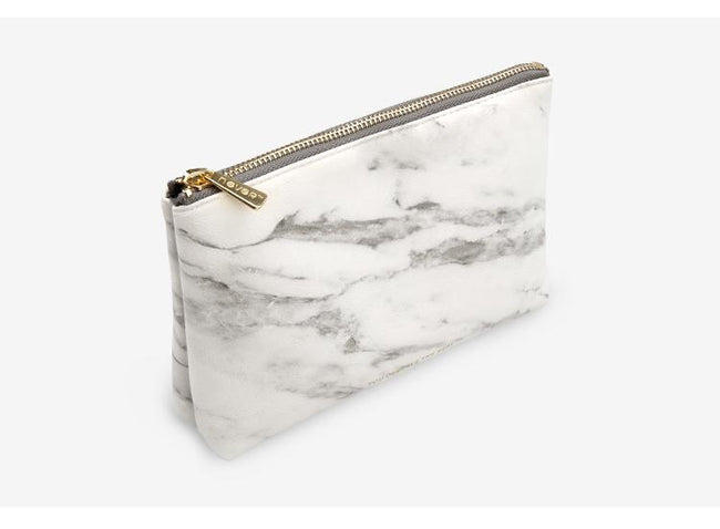 Marble Cosmetic Bag - Dr. Rozl Supply