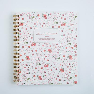 Floral Lined Spiral Notebook - Dr. Rozl Supply