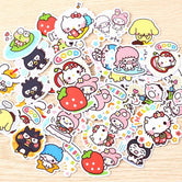 Sanrio 40 Pc Stickers
