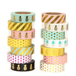 Pineapple Things Washi Tape