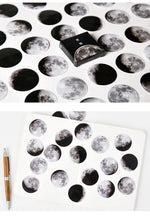 Moon Sticky Notes - Dr. Rozl Supply