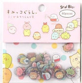 80p Sumikko Gurashi  Diary Label Stickers
