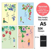 Japanese A5 Notebook