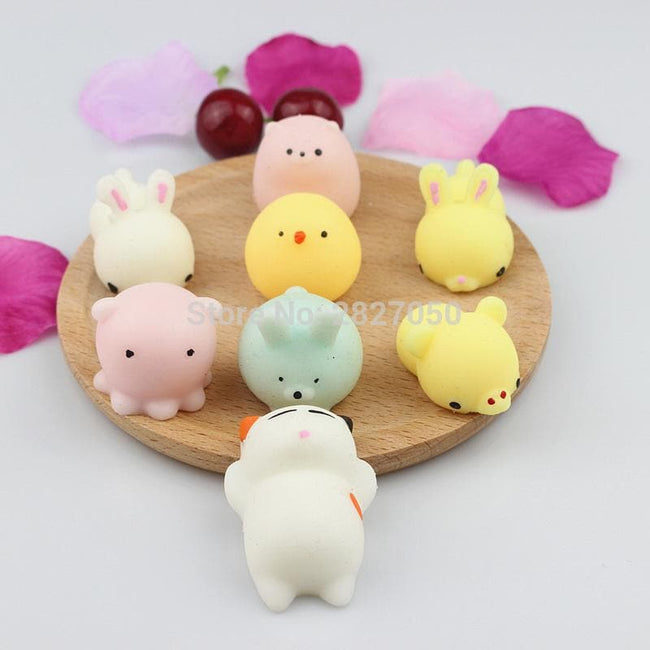1pc Kawaii Mini Squishies Collection - Dr. Rozl Supply