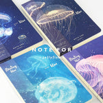 JELLY FISH A5 Notebook - Dr. Rozl Supply