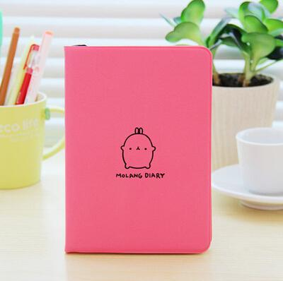 Molang Agenda + Sticker Set - Dr. Rozl Supply