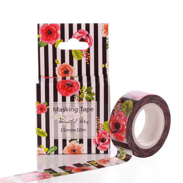 Chic Fashion Washi Tape - Dr. Rozl Supply