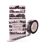 Cityscape Decorative Tape
