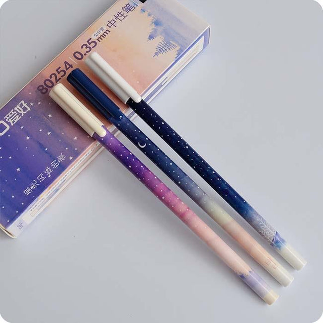 Starry Dream Pens 3 Pack - Dr. Rozl Supply