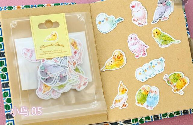 70 Pc Kawaii Stickers - Dr. Rozl Supply