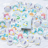Cute Penguin Stickers