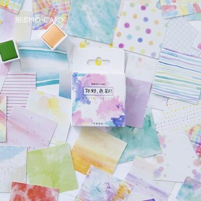 Watercolor Decorative Stickers - Dr. Rozl Supply