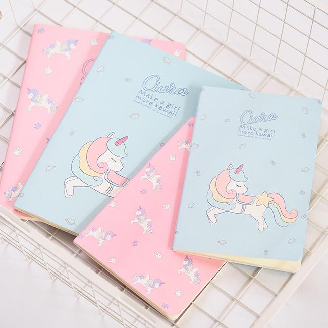 Magical Unicorn Notebook - Dr. Rozl Supply