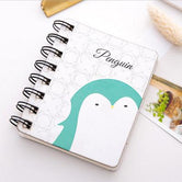 Cute Cartoon Mini Notebook