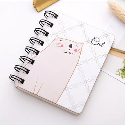 Cute Cartoon Mini Notebook - Dr. Rozl Supply