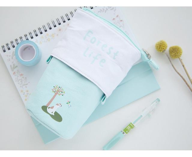 Kawaii Pencil Case/Cup Holder - Dr. Rozl Supply