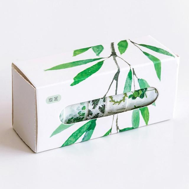 Autumn Leaves Washi Set - Dr. Rozl Supply