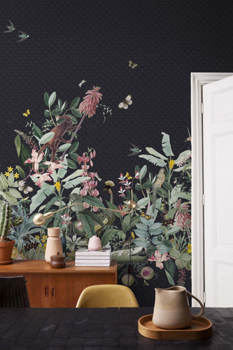 Christian Fischbacher's celebrates 200 years of textiles and wallpapers