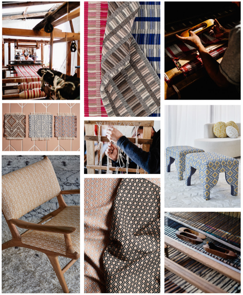 Exquisite Handwoven Fabrics by Schumacher