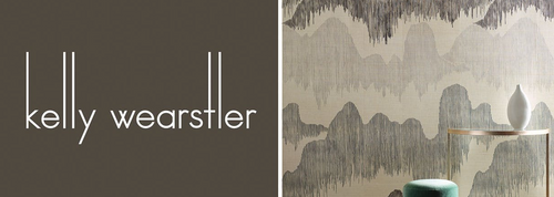 Summer Release: Indoor/Outdoor Fabrics by Kelly Wearstler