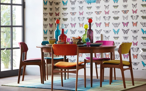 Showroom Exclusive: Harlequin Collection Amazilia
