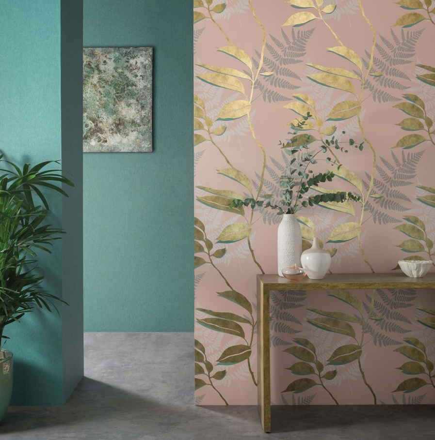 Spring/Summer 2019: Folium Floral Wallpapers