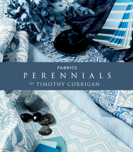 Everlasting Elegance: Fabrics with Performance by Perennials