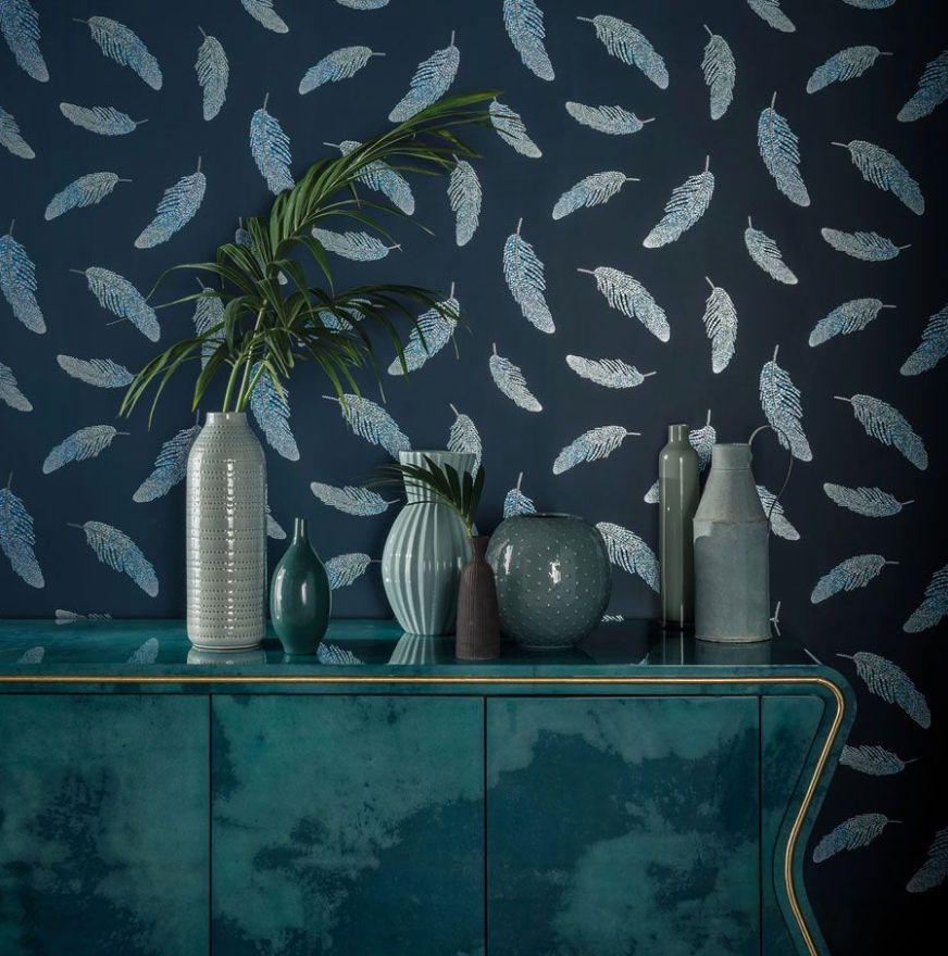 Modern Whimsy Wallpapers