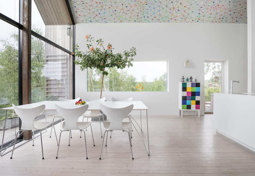 The Fifth Wall: Creative Ceilings for Any Space