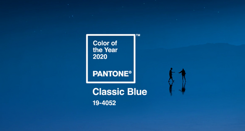 ANNOUNCING THE PANTONE COLOR OF THE YEAR 2020