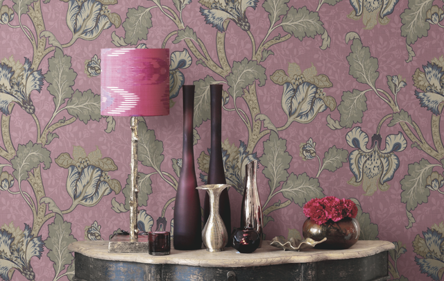 English Style Wallcoverings by Robert Allen