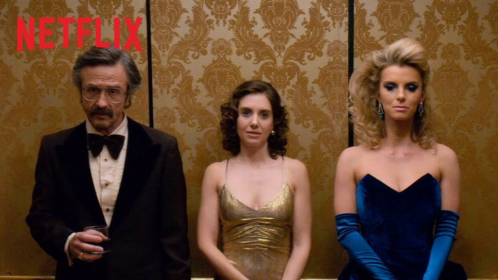 Netflix's GLOW features fabulous retro wallpapers!