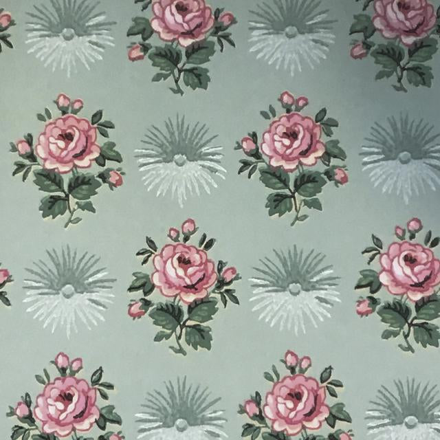 Authentic 1950's Reproduction Vintage Wallcoverings