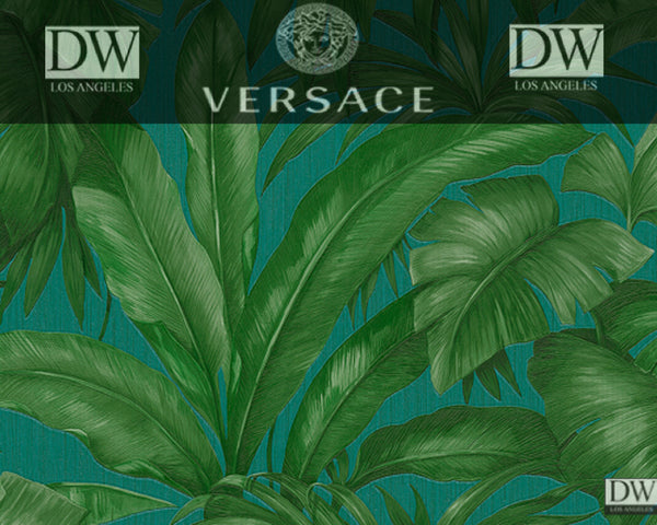 Regatania Island Wallpaper by Versace