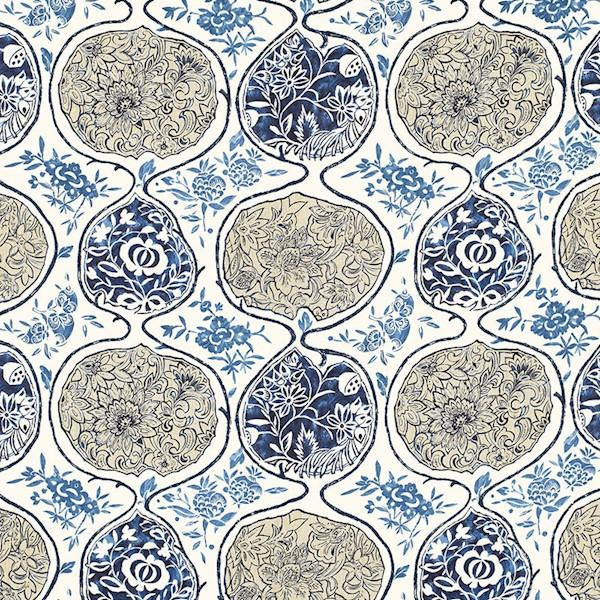Schumacher Fabrics #2620933 at Designer Wallcoverings - Your online resource since 2007