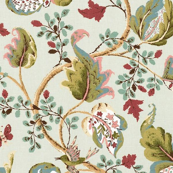 Schumacher Fabrics #2639645 at Designer Wallcoverings - Your online resource since 2007