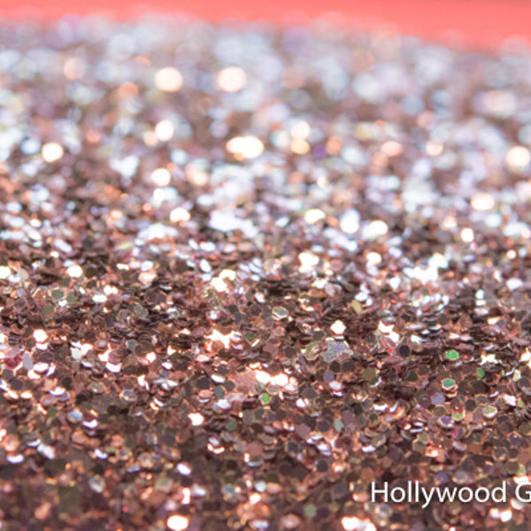 Hollywood Glamour Sequin - Blush