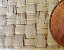 Mandalay Raffia Cloth - Natural Beige