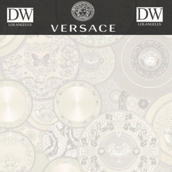 Fine China by Versace Wallpaper