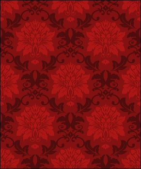 Traditional Damask Digital Print Wallpaper - Pattern Design Lab