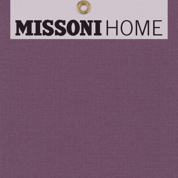 Missoni Home Plain Mini Chevron Wallpaper - Orchid