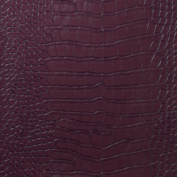 Le Embossed Croc - Purple