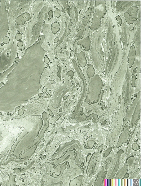 Mansion Marble - Venetian Green