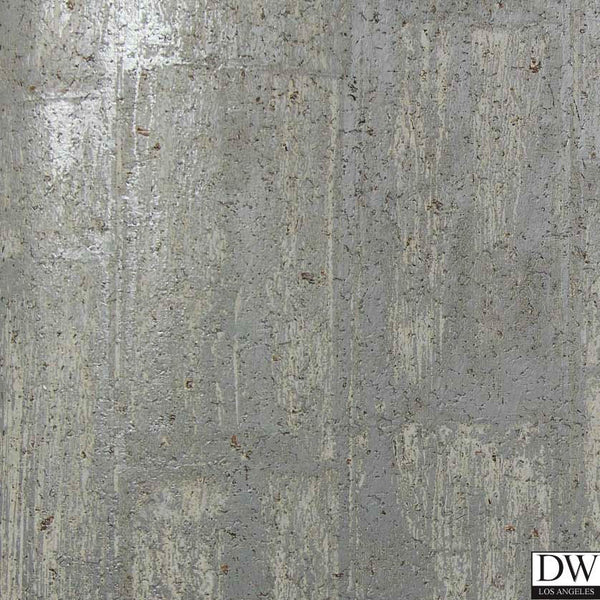 Bella Ravena Wood Metallic Cork Print